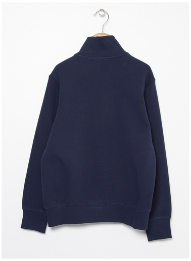 Benetton Sweatshirt Lacivert